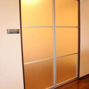 牛込中央マンション(5階,)の洋室