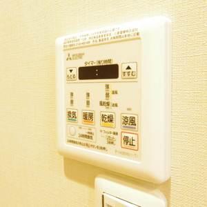 ライオンズマンション中野坂上(3階,)の化粧室・脱衣所・洗面室