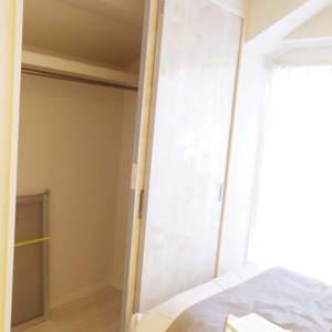 ライオンズマンション中野坂上(3階,)のクローゼット