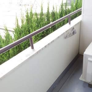 ライオンズマンション中野坂上(3階,)のバルコニー