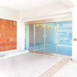 宮園キャピタルマンションのマンションの入口・エントランス