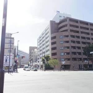 宮園キャピタルマンションの最寄りの駅周辺・街の様子