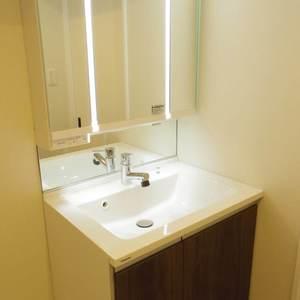 宮園キャピタルマンション(8階,3780万円)の化粧室・脱衣所・洗面室