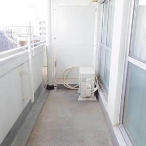 宮園キャピタルマンション(8階,3780万円)のバルコニー