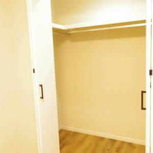 宮園キャピタルマンション(8階,3490万円)のクローゼット