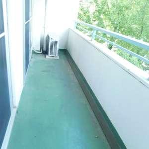 セレクトガーデン池袋(6階,2980万円)のバルコニー