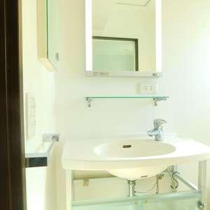 セレクトガーデン池袋(6階,2980万円)の化粧室・脱衣所・洗面室