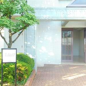 東中野ヒルズのマンションの入口・エントランス