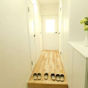 東中野ヒルズ(1階,)のお部屋の玄関