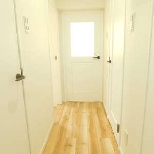 東中野ヒルズ(1階,)のお部屋の廊下