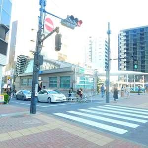 東中野ヒルズの最寄りの駅周辺・街の様子