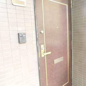 藤和シティホームズ神楽坂(2階,5980万円)のフロア廊下(エレベーター降りてからお部屋まで)