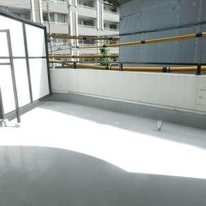 藤和シティホームズ神楽坂(2階,5980万円)のルーフバルコニー
