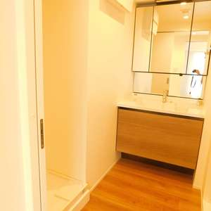 藤和シティホームズ神楽坂(2階,5980万円)の化粧室・脱衣所・洗面室