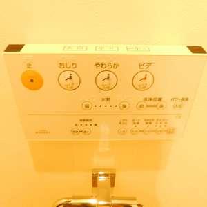 藤和シティホームズ神楽坂(2階,5980万円)のトイレ