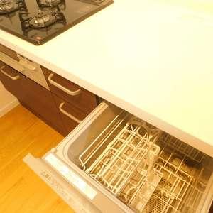 グリーンキャピタル神楽坂(2階,3780万円)のキッチン