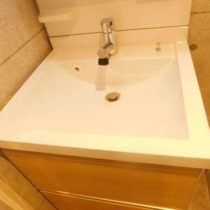 グリーンキャピタル神楽坂(2階,3780万円)の化粧室・脱衣所・洗面室