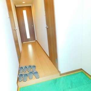 グランシャリオ神楽坂(7階,)のお部屋の玄関