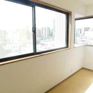 グランシャリオ神楽坂(7階,)の居間(リビング・ダイニング・キッチン)