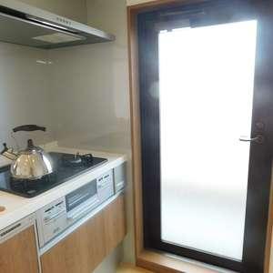 グランシャリオ神楽坂(7階,)のキッチン