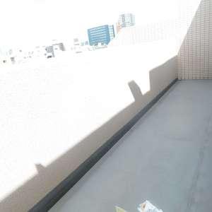 グランシャリオ神楽坂(7階,)のバルコニー