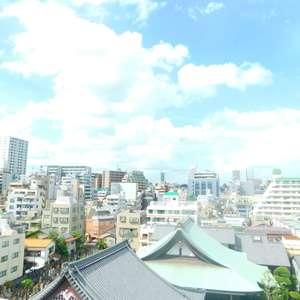 グランシャリオ神楽坂(7階,)のお部屋からの眺望