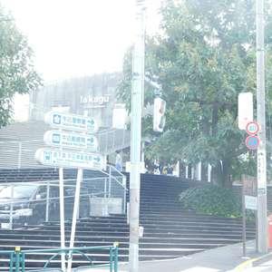 グランシャリオ神楽坂の最寄りの駅周辺・街の様子