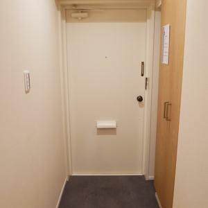 シャンボール菊川(4階,2780万円)のお部屋の玄関