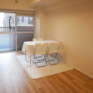 シャンボール菊川(4階,2780万円)の居間(リビング・ダイニング・キッチン)