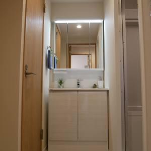 シャンボール菊川(4階,2780万円)の化粧室・脱衣所・洗面室