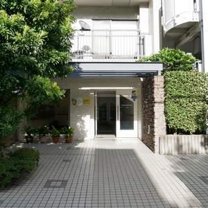 菊川パークホームズのマンションの入口・エントランス