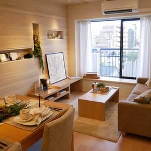 菊川パークホームズ(6階,)の居間(リビング・ダイニング・キッチン)