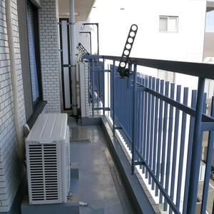 菊川パークホームズ(6階,)のバルコニー