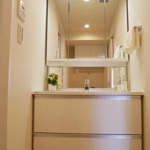 菊川パークホームズ(6階,)の化粧室・脱衣所・洗面室