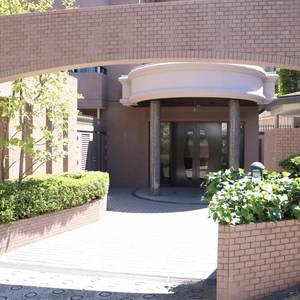 ムサシノコート早稲田のマンションの入口・エントランス
