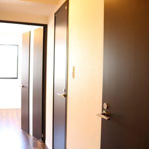 ムサシノコート早稲田(4階,)のお部屋の廊下
