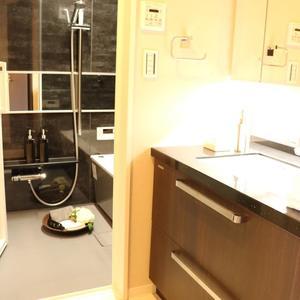 ムサシノコート早稲田(4階,)の化粧室・脱衣所・洗面室