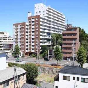 ムサシノコート早稲田(4階,)のお部屋からの眺望