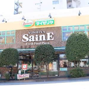 ウィルローズ市谷柳町の周辺の食品スーパー、コンビニなどのお買い物