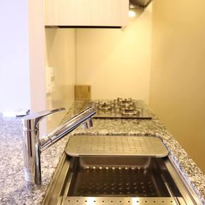 ウィルローズ市谷柳町(7階,)のキッチン