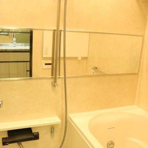 ウィルローズ市谷柳町(7階,)の浴室・お風呂