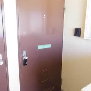 東中野台ローヤルコーポ(4階,2499万円)のお部屋の玄関