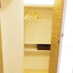 東中野台ローヤルコーポ(4階,)のクローゼット