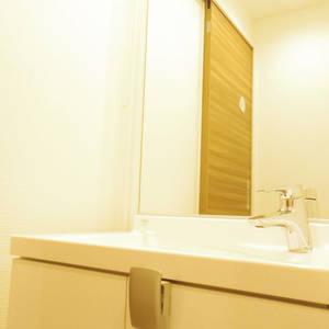 東中野台ローヤルコーポ(4階,2499万円)の化粧室・脱衣所・洗面室