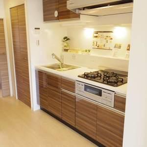 東中野台ローヤルコーポ(4階,2499万円)のキッチン