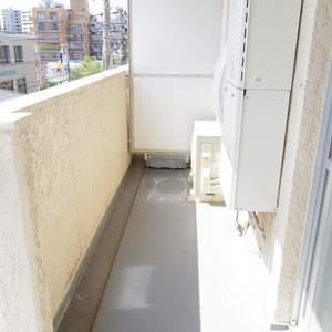 東中野台ローヤルコーポ(4階,)のバルコニー
