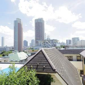 東中野台ローヤルコーポ(4階,)のお部屋からの眺望