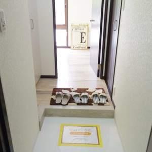 ハイネス野方(2階,2380万円)のお部屋の玄関
