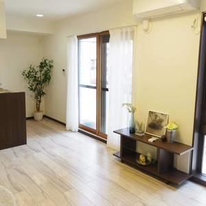 ハイネス野方(2階,2380万円)の居間(リビング・ダイニング・キッチン)