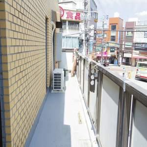ハイネス野方(2階,2380万円)のバルコニー